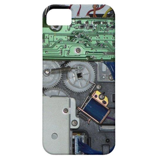 Inside a laser printer iPhone SE/5/5s case