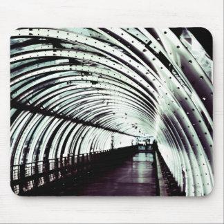 Inside a Tube Mouse Pad