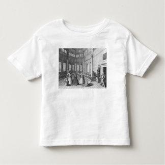 Inside a Turkish Mosque, illustration Toddler T-shirt