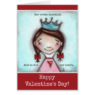 inside and out valentine card