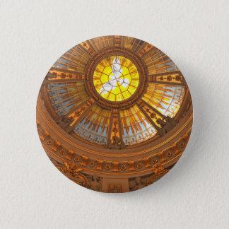 Inside Berlin Cathedral (Berliner Dom) Pinback Button