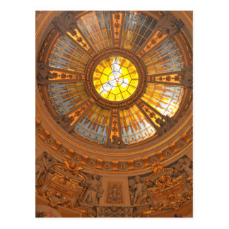 Inside Berlin Cathedral (Berliner Dom) Postcard