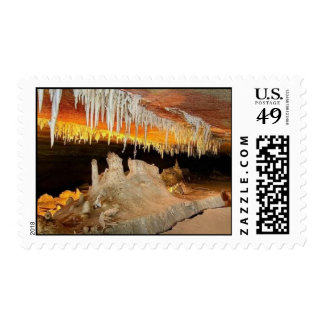 Inside Caves Postage
