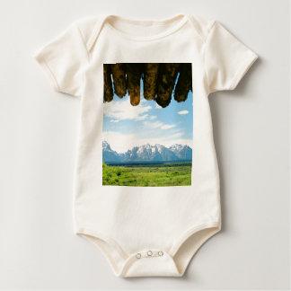 Inside Cunningham Cabin Baby Bodysuit