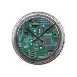Inside Digital  Wall Clock