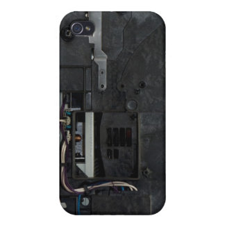 Inside electronic machine iPhone 4 cases