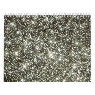 Inside Globular Cluster M22 Wall Calendars