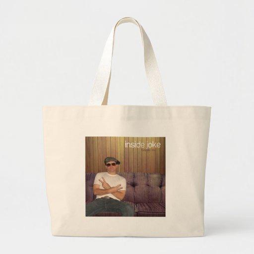 Inside Joke Tote Bag