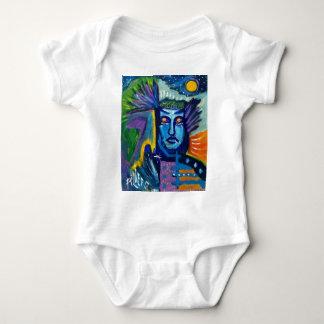 Inside Man by Piliero Baby Bodysuit