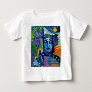 Inside Man by Piliero Baby T-Shirt