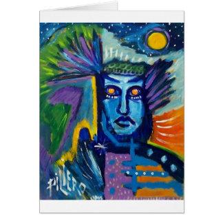 Inside Man by Piliero Card