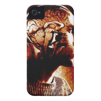 Inside my Head, Showing Brain Activity iPhone 4 Cover