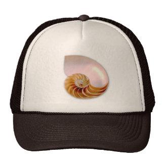 Inside Nautilus Trucker Hats