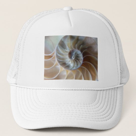 Inside Nautilus Trucker Hat