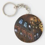 Inside Notre Dame Keychains
