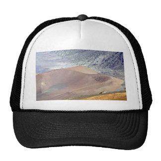 Inside of Haleakala Crater, Maui, Hawaii, U.S.A. Hat