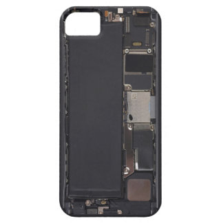 Inside of iPhone 5 case
