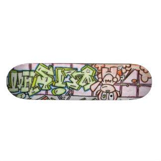 Inside of my Head Skateboard