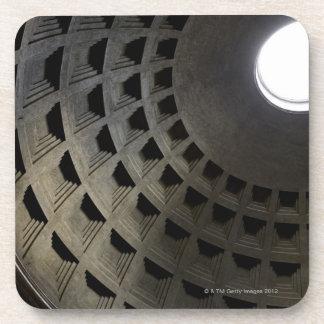 Inside of Pantheon Coaster