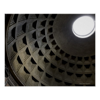 Inside of Pantheon Poster