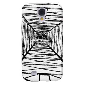 Inside Oil Drill Rig Sketch Galaxy S4 Case