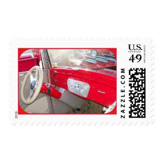 Inside Oldie Postage Stamps
