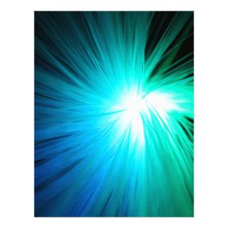 Inside Optical Fibers Letterhead