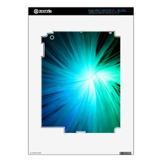 Inside Optical Fibers Skin For iPad 3