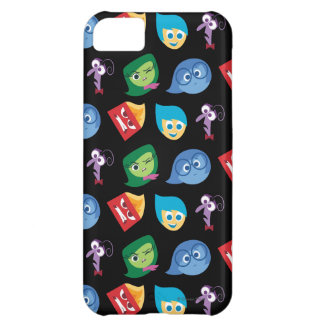 Inside Out | Character Pattern Cover For iPhone 5C