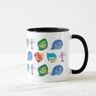Inside Out | Character Pattern Mug