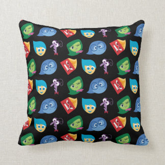 Inside Out | Character Pattern Throw Pillow