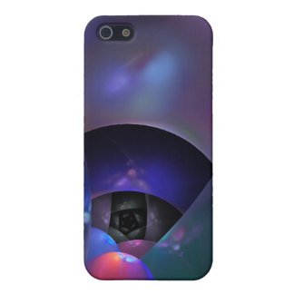 Inside Out Fractal Cover For iPhone SE/5/5s