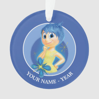 Inside Out | Joy Add Your Name 2 Ornament
