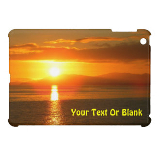 Inside Passage Sunset Cover For The iPad Mini