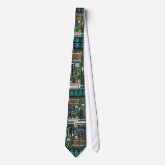 inside server computer neck tie
