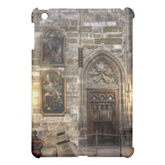 Inside St. Vitus Cathedral Prague iPad Mini Covers