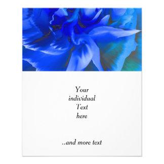 inside the blue rose flyer