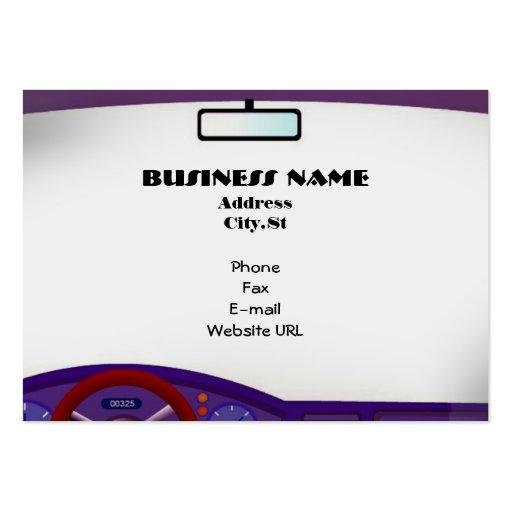 Inside The Car Business Card