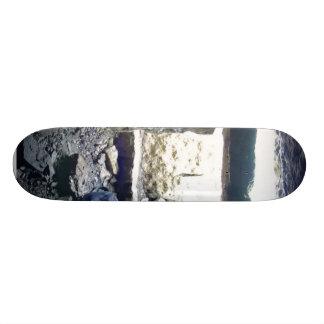 Inside The Carrowkeel Tombs Ireland Skateboard Deck