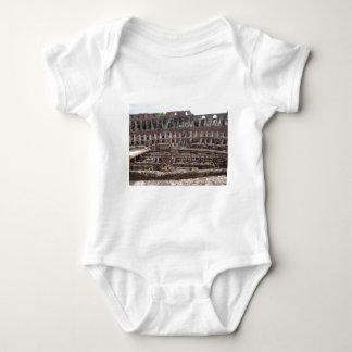 Inside The Colosseum Baby Bodysuit