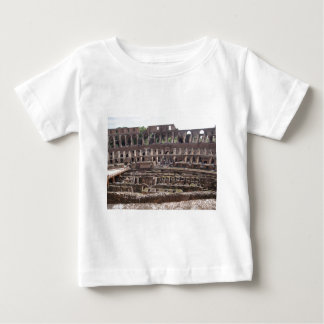 Inside The Colosseum Baby T-Shirt