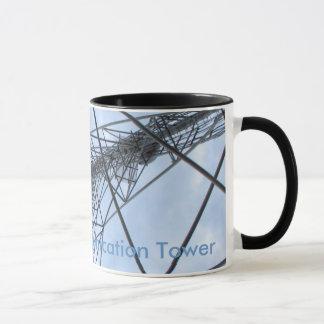 Inside The Communication Tower Mug