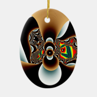 Inside the Egg Oval Ornament