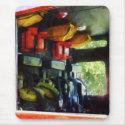 Inside the Fire Truck mousepad