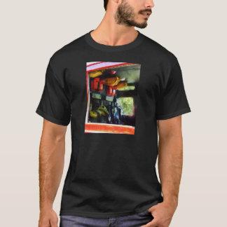 Inside the Fire Truck T-Shirt