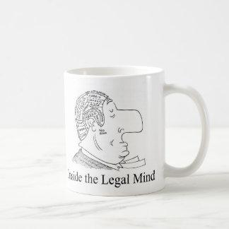 Inside the Legal Mind mug