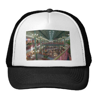 Inside The Mall Of America Minisota Store Crowd Hats