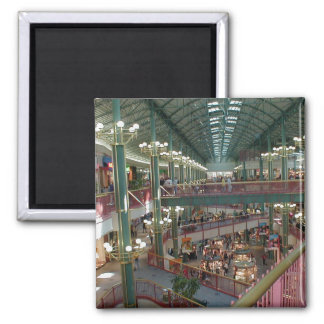 Inside The Mall Of America Minisota Store Crowd Magnet