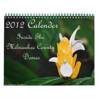Inside The Milwaukee County Domes Calendar