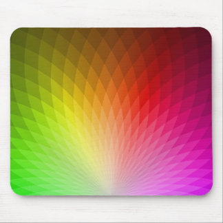 Inside the Rainbow (Color 2) Mouse Pad